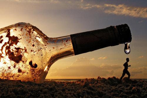 пить вредно