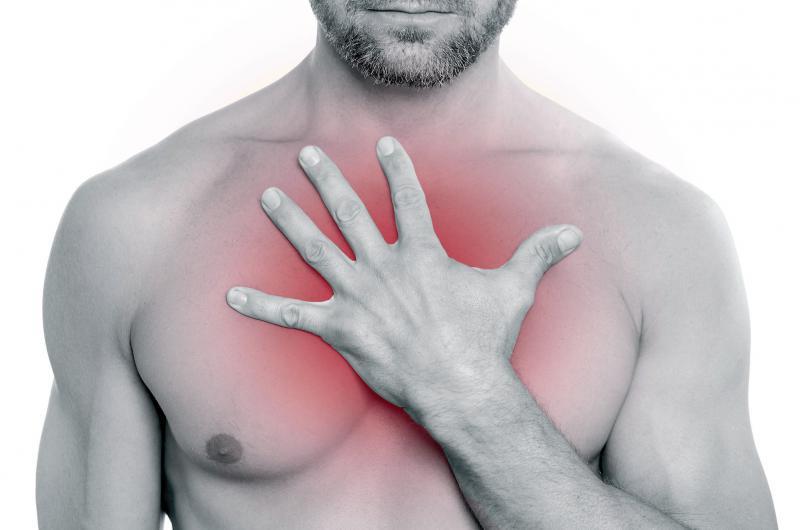 Астматическая форма инфаркта