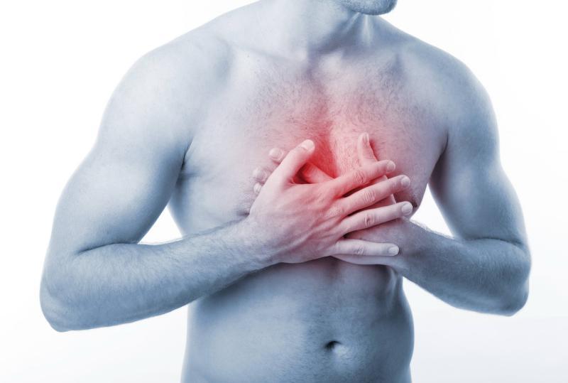 Тахикардия боли в груди