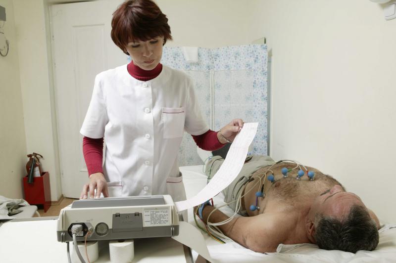 ЭКГ- диагностика тахикардии