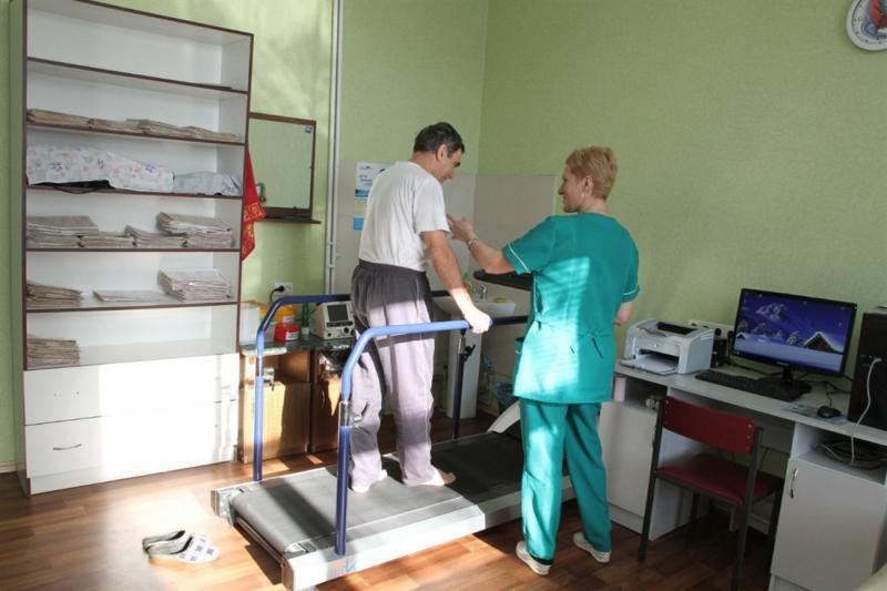 Основы реабилитации инфаркт постельный режим