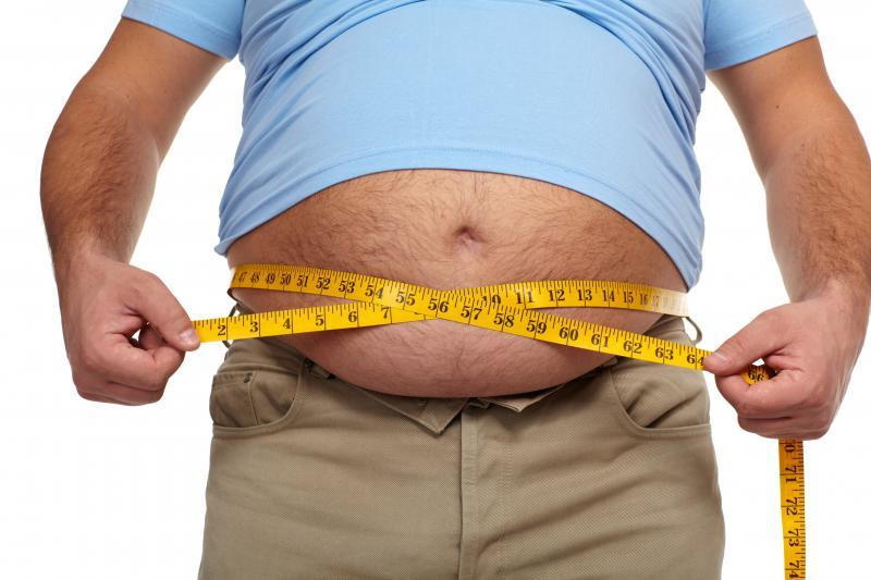 Ожирение - фактор гипертонии
