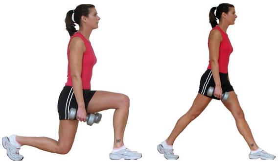 Упражнения инфаркт