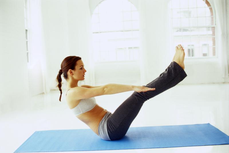 Упражнения при инфаркте